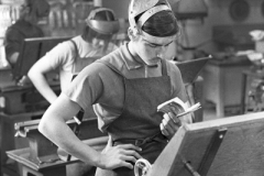 Students of the lathe